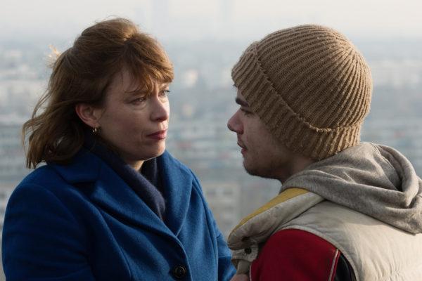 Maria Kraakman and Bogdan Iancu - In Blue (Jaap van Heusden/IJswater Films-Caviar)