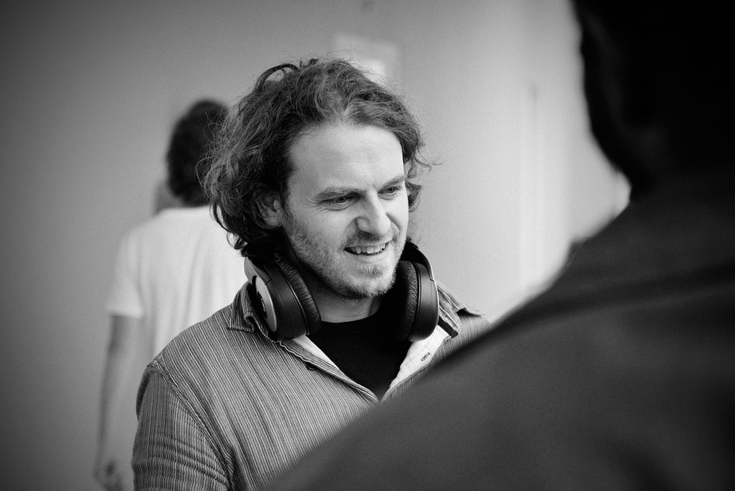 Radio-interviews met Jaap van Heusden over In Blue