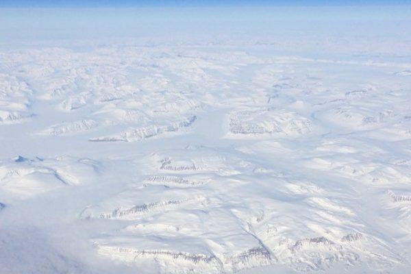 IN ALASKA Groenland hoezo groen