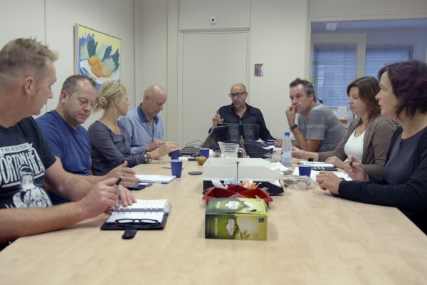 still UHEP vergadering