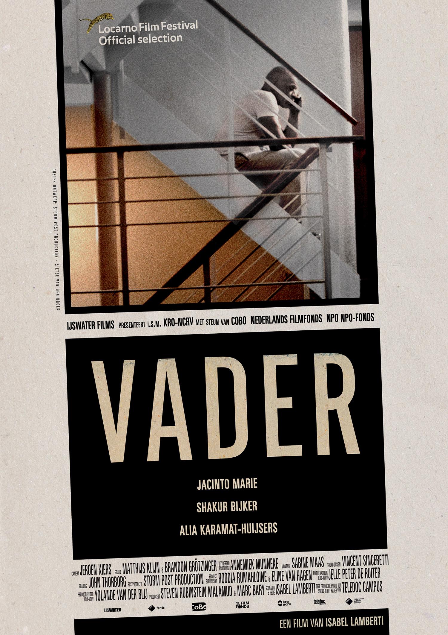 VADER beleeft wereldpremière op het Locarno Film Festival